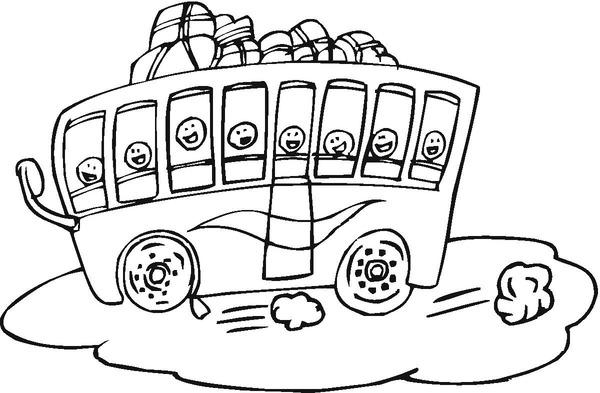 wesoły autobus  mamydziecipl