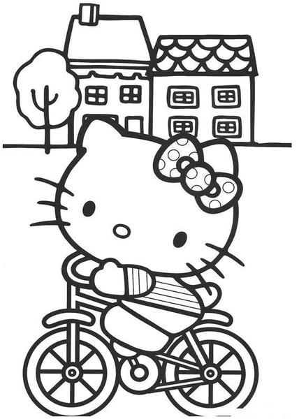 Przejażdżka na rowerze