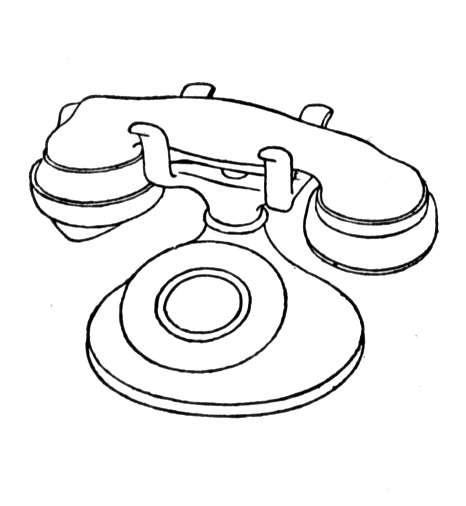 Kleurplaten Radip Telefon Mamydzieci Pl