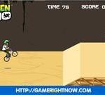 Ben 10 na BMX-e