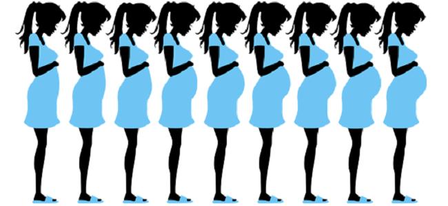 Siódmy tydzień ciąży