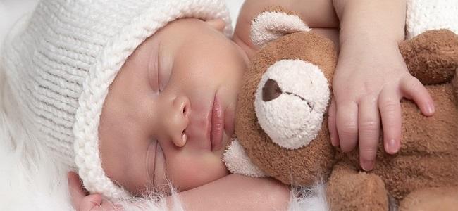 Łojotokowe zapalenie skóry u niemowląt.