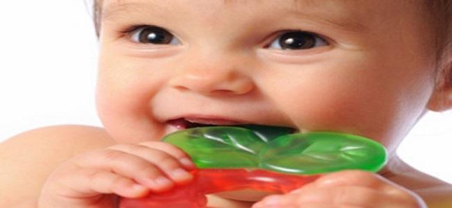 Objawy ząbkowania u malucha