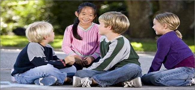 Zabawy rozwijające mowę dziecka w domu i przedszkolu