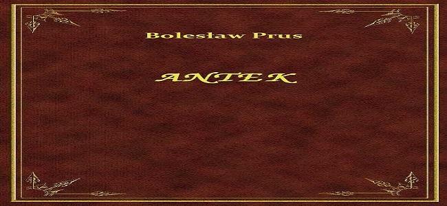"Scenariusz lekcji, ""Antek"" Bolesław Prus"