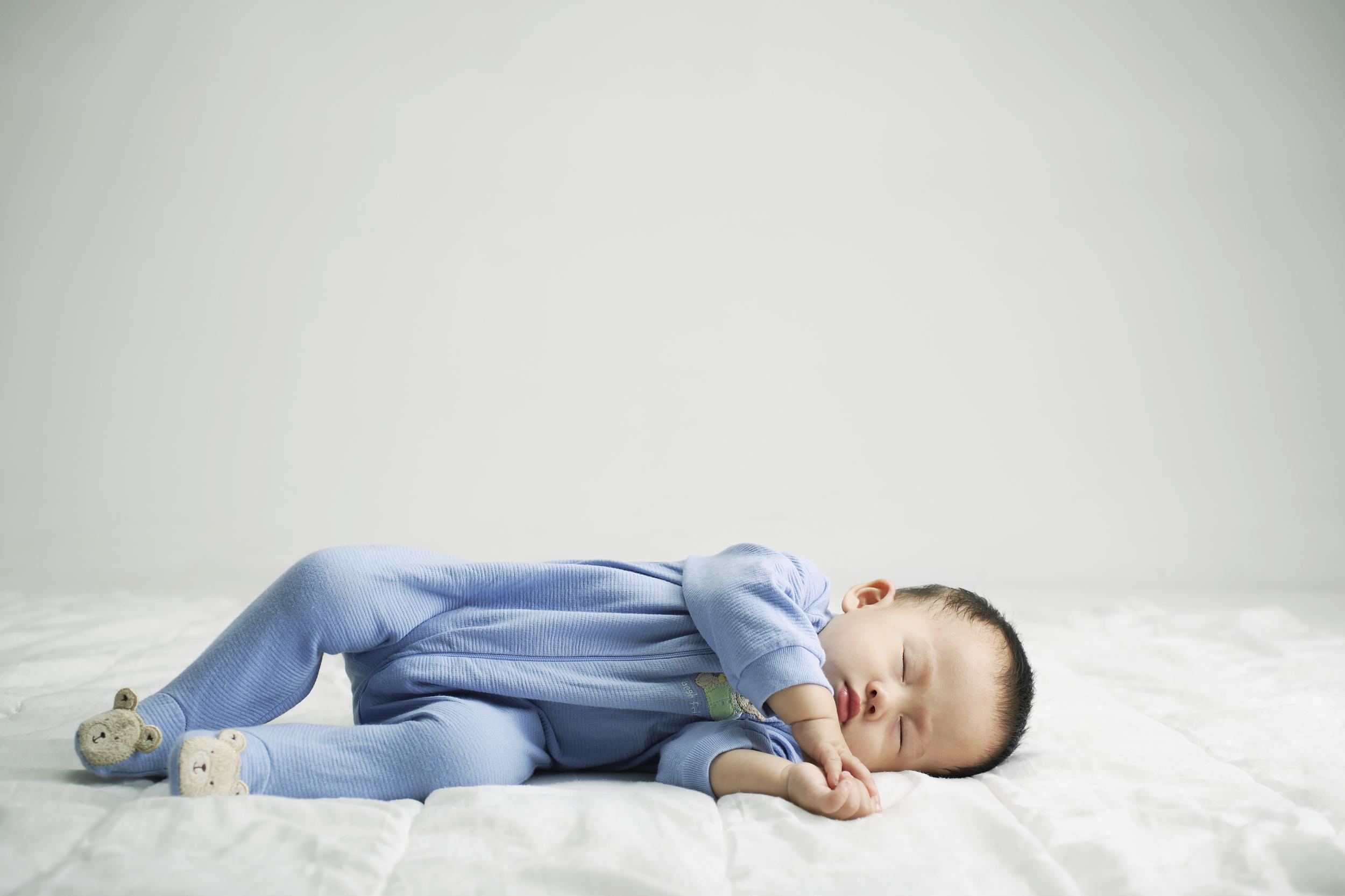 Dziecko nie chce iść spać