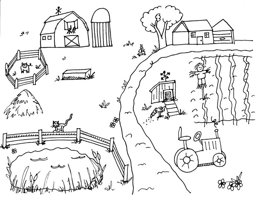 Farma Do Drukowania Dla Dzieci Mamydzieci Pl