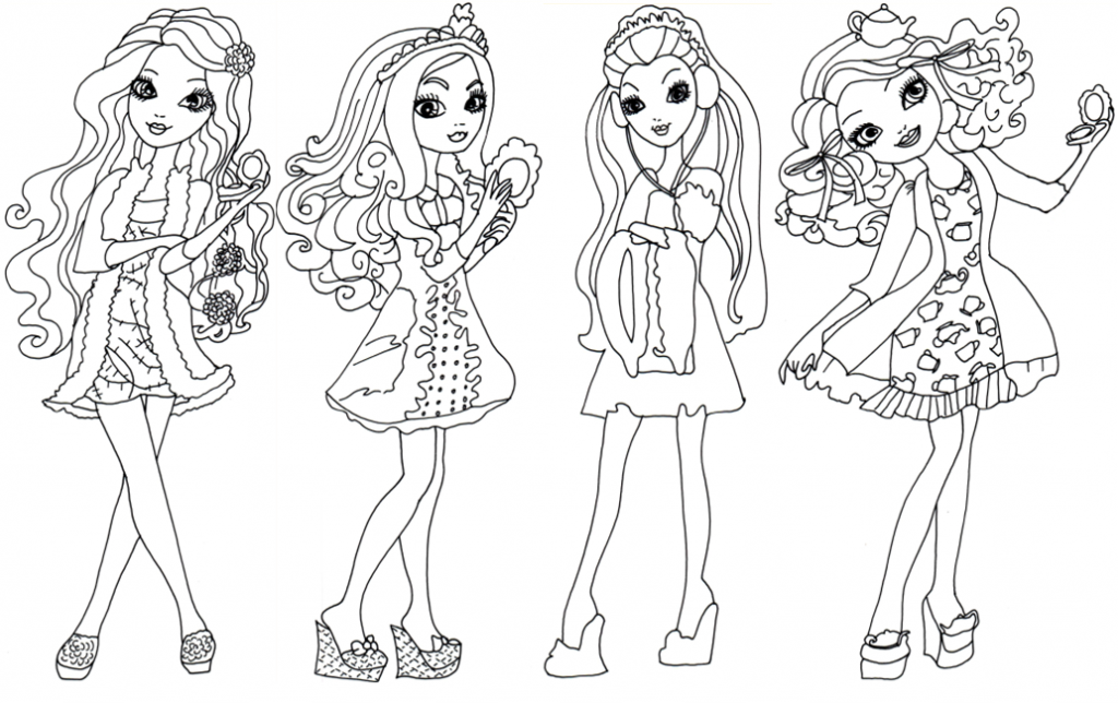 Printable Coloring Pages Liv And Maddie Free Of Et