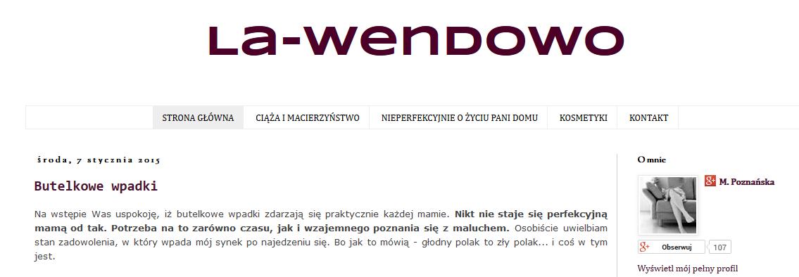 la wendowo