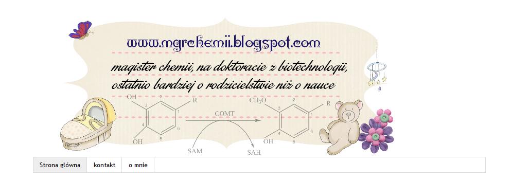mgr chemii
