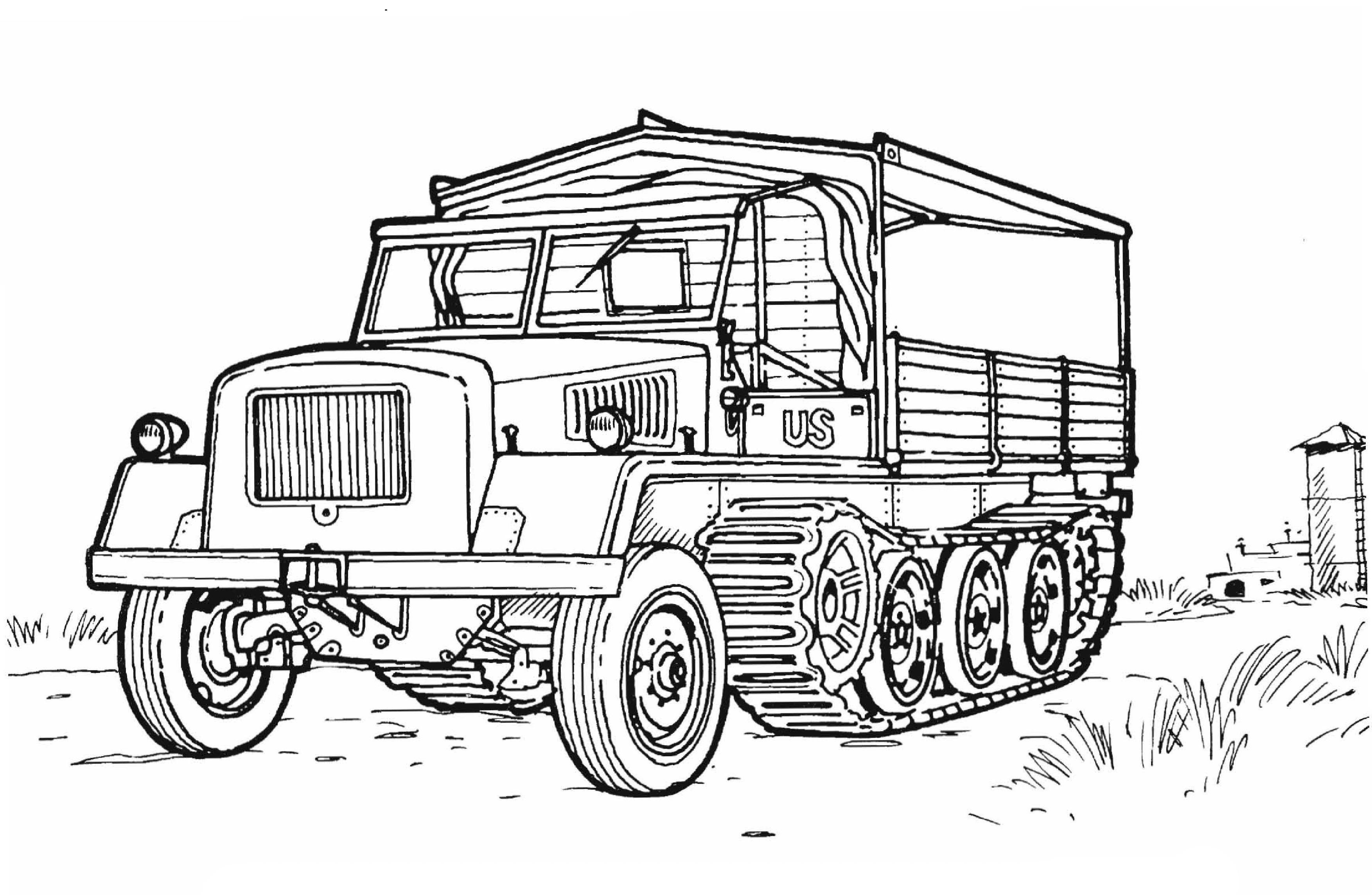 Wojskowy Pojazd Na Gasienicach Mamydzieci Pl