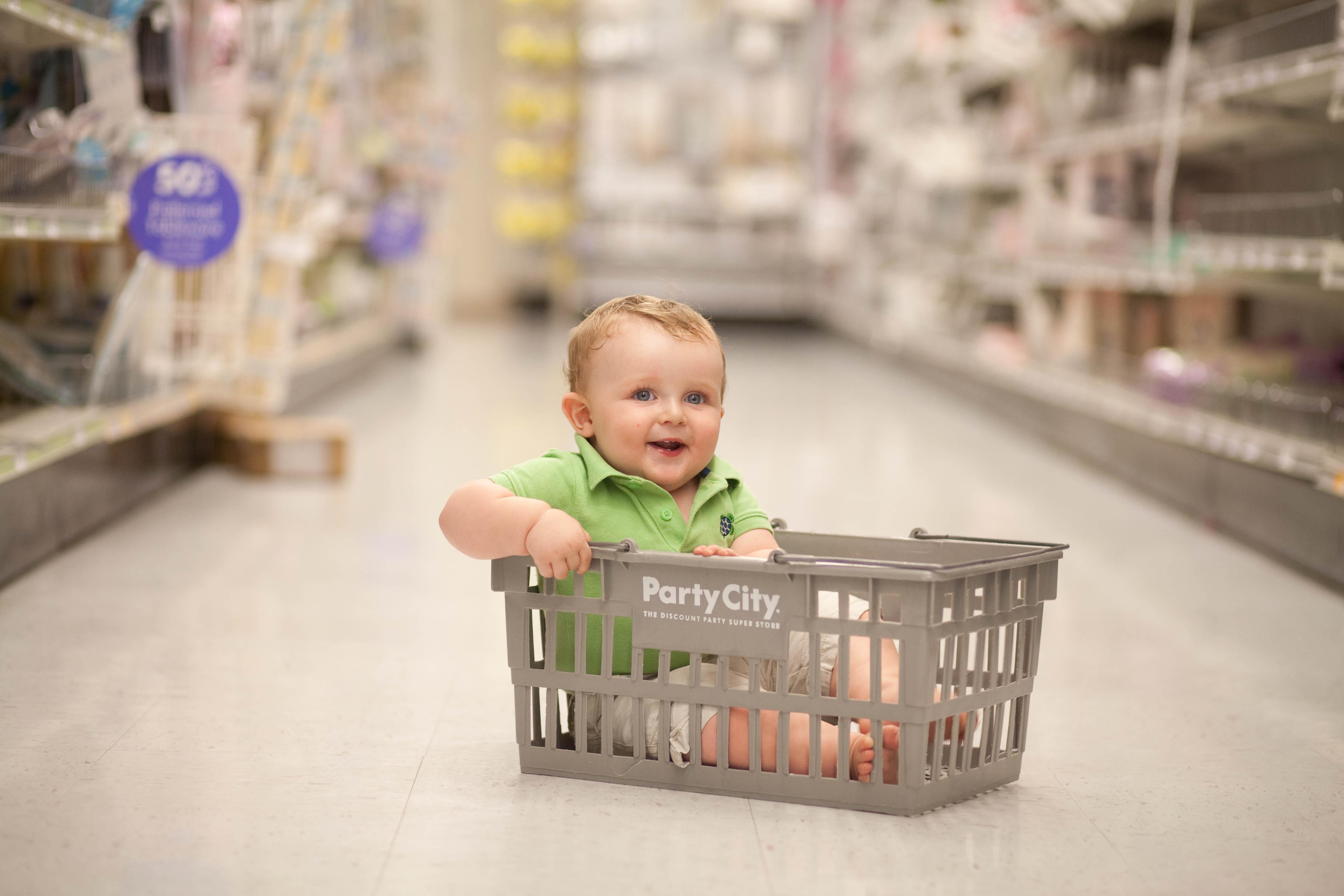 zakupy dla noworodka