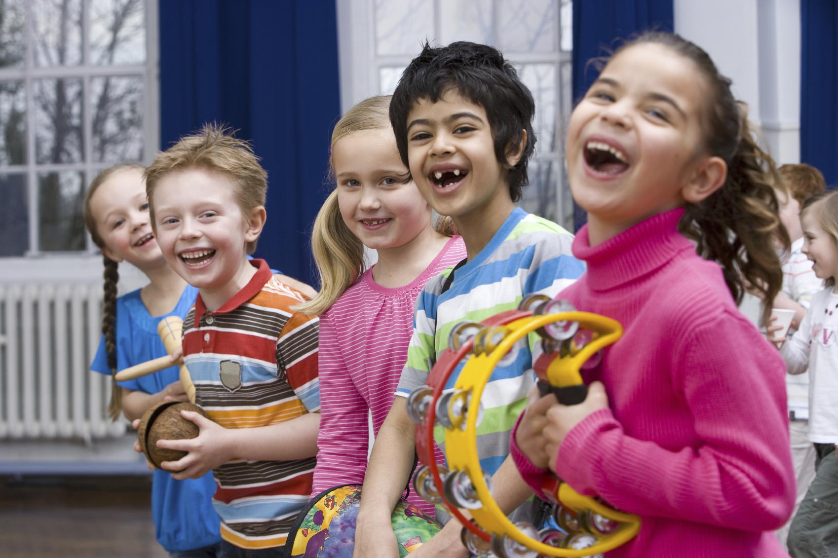 Scenariusz zajeć z muzykoterapii dla dzieci