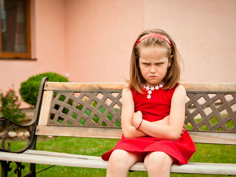 Skąd się bierze agresja u dzieci