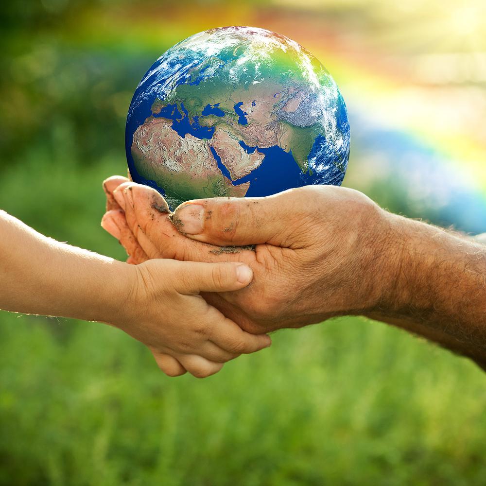 Sprzątamy planetę Ziemia