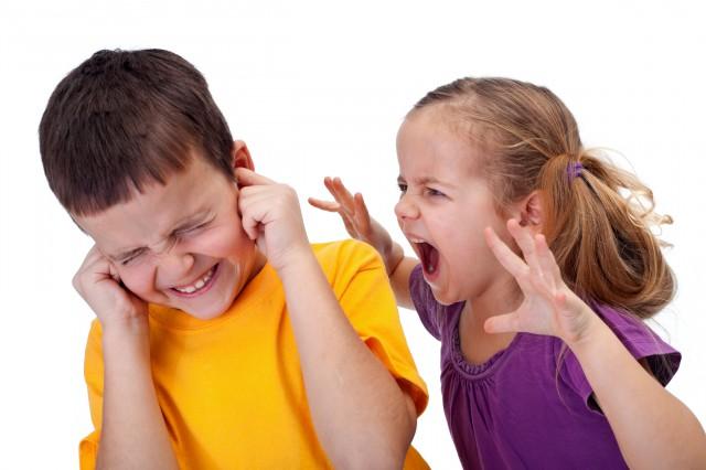Agresywny przedszkolak – zabawy profilaktyczne.