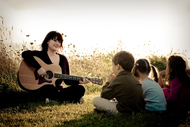terapeutyczna rola muzyki w wieku szkolnym